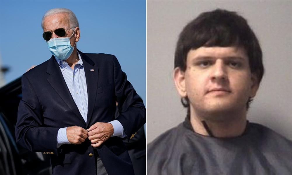 Thanh niên 19 tuổi chuẩn bị nhiều súng, âm mưu ám sát ông Biden-1