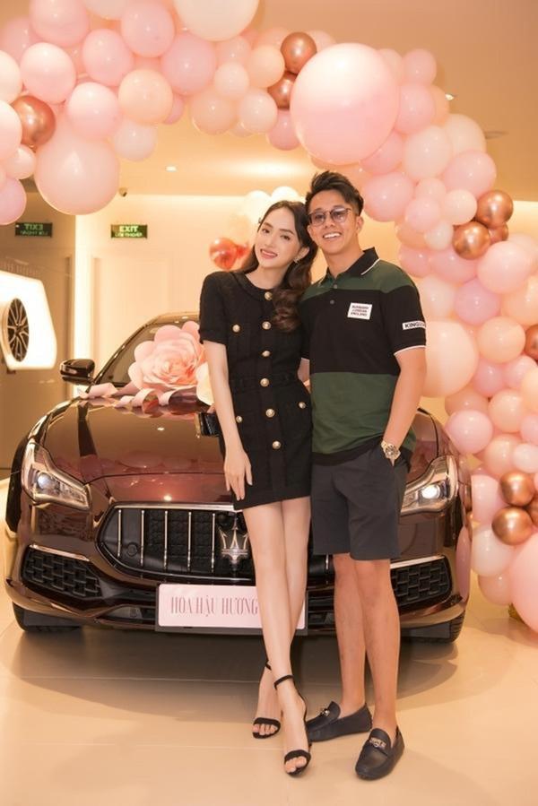 Hương Giang lái siêu xe Matt Liu tặng đến workshop Hoa hậu Chuyển giới Việt Nam, giật trọn spotlight với khí chất sang chảnh-5