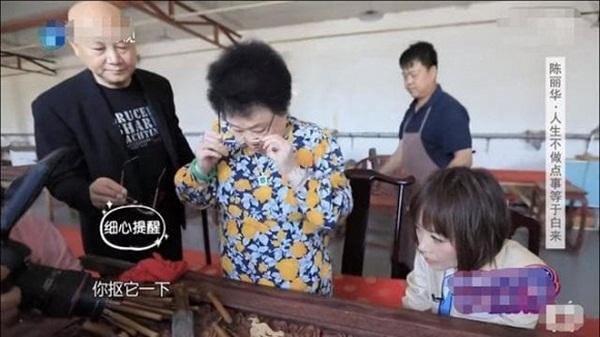 Chuyện tình của Đường Tăng Trì Trọng Thụy: Được bà xã đại gia theo đuổi, bị đàm tiếu vì kết hôn với người vợ 50 tuổi-6