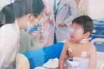 Bé trai 4 tuổi mắc hội chứng 'máu ăn máu', xuất huyết phổi nguy kịch