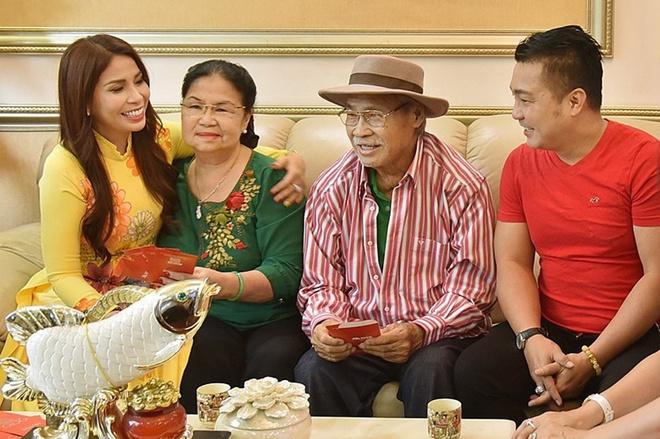 Ba người con giàu có của NSND Lý Huỳnh-1