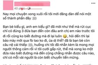 Xôn xao chuyện cô dâu đăng status mời cưới trên Facebook rồi 'bóc phốt' bạn bè vì chỉ có 3 đứa đến dự, dân tình nổ ra tranh cãi