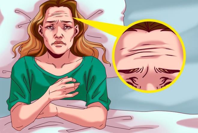 6 nguyên nhân khiến da bạn sớm nhăn nheo-1