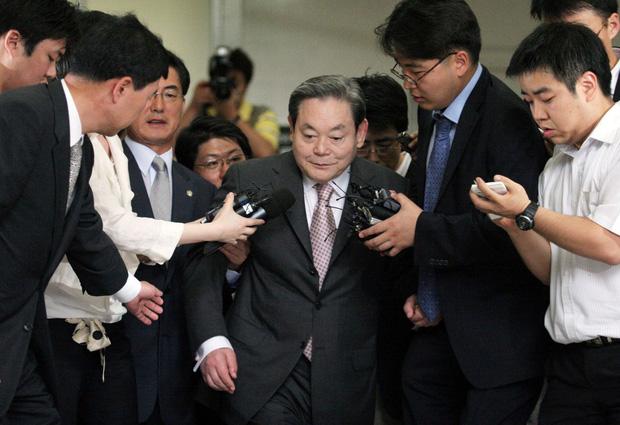 Nóng: Chủ tịch Samsung, người đưa tập đoàn trở thành đế chế hàng đầu thế giới đã qua đời-2
