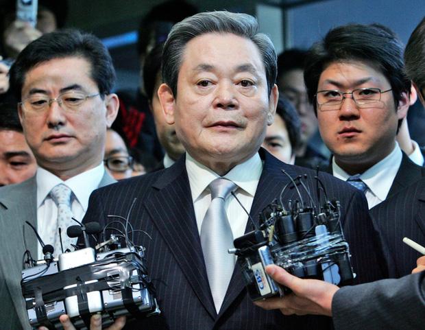 Nóng: Chủ tịch Samsung, người đưa tập đoàn trở thành đế chế hàng đầu thế giới đã qua đời-1