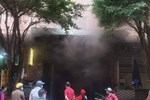 Hà Nội: Cháy lớn tại chung cư HH Linh Đàm, hàng nghìn người hoảng sợ tháo chạy vào sáng sớm-14