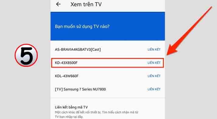 Cách kết nối điện thoại với tivi qua youtube giúp bạn thỏa sức giải trí chỉ qua vài bước đơn giản-3