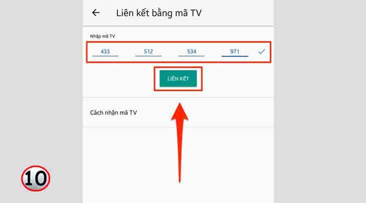 Cách kết nối điện thoại với tivi qua youtube giúp bạn thỏa sức giải trí chỉ qua vài bước đơn giản-6