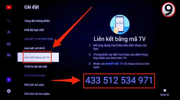 Cách kết nối điện thoại với tivi qua youtube giúp bạn thỏa sức giải trí chỉ qua vài bước đơn giản-5