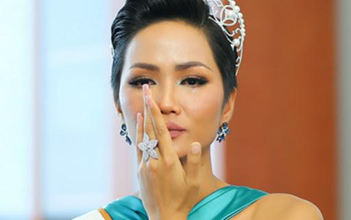 H'Hen Niê: Tôi rất đau khi bị nói keo kiệt, ủng hộ 50 triệu khi tài khoản chỉ có 85 triệu-4