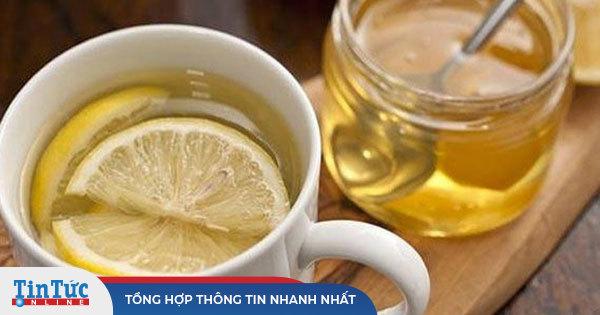 Uống 2 loại nước này khi bụng đói chị em sẽ cải thiện được sức khỏe và nhan sắc