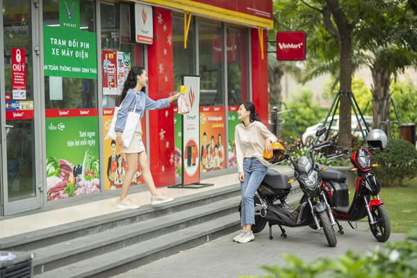 Xe máy điện VinFast gây chú ý ở Diễn đàn cao cấp Đô thị thông minh ASEAN 2020-4