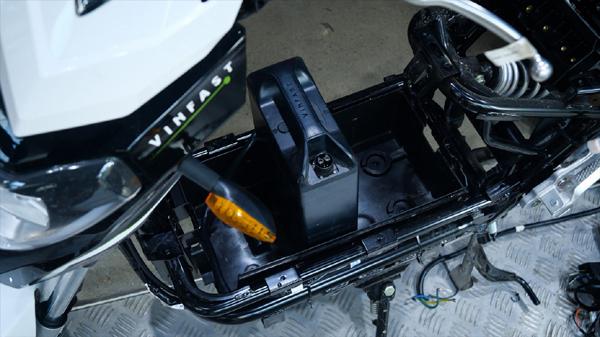 Xe máy điện VinFast gây chú ý ở Diễn đàn cao cấp Đô thị thông minh ASEAN 2020-5
