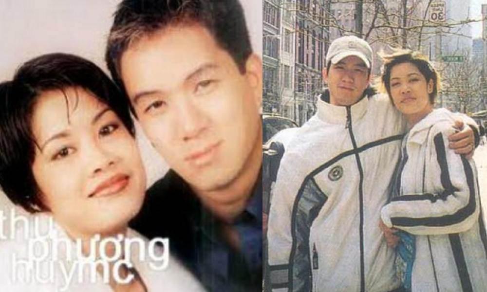 13 năm sau ly hôn: Thu Phương sống chung không cưới với ông bầu, Huy MC yêu chiều vợ mới-1