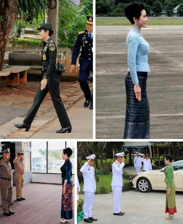 Hoàng quý phi Thái Lan gây sốt cộng đồng mạng nhờ một chi tiết thể hiện sự duyên dáng, phong thái đầy chuẩn mực hiếm ai có được-4