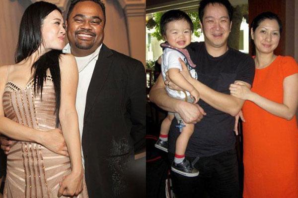 13 năm sau ly hôn: Thu Phương sống chung không cưới với ông bầu