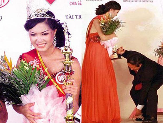 Hoa hậu Thuỳ Dung sau 12 năm làm rơi vương miện chấn động Vbiz: 2 lần lỡ hẹn thi quốc tế, visual ngỡ ngàng, còn cuộc sống ra sao?-1