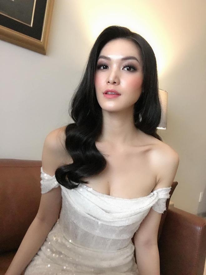 Hoa hậu Thuỳ Dung sau 12 năm làm rơi vương miện chấn động Vbiz: 2 lần lỡ hẹn thi quốc tế, visual ngỡ ngàng, còn cuộc sống ra sao?-4