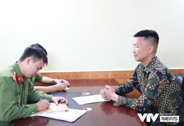 Huấn Hoa Hồng khai nhận về clip giả mạo bản tin Chuyển động 24h của VTV-3