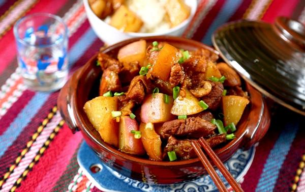 Thịt lợn kho với thứ này bổ hơn cả nhân sâm, ăn vào tốn cơm đến lạ, cả người già trẻ nhỏ đều mê-1