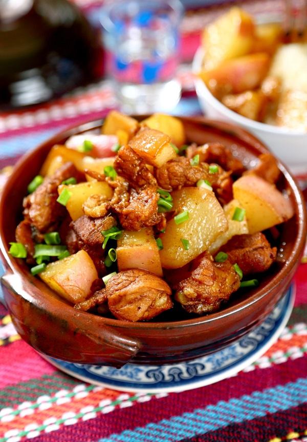 Thịt lợn kho với thứ này bổ hơn cả nhân sâm, ăn vào tốn cơm đến lạ, cả người già trẻ nhỏ đều mê-7