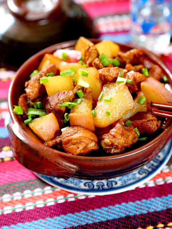 Thịt lợn kho với thứ này bổ hơn cả nhân sâm, ăn vào tốn cơm đến lạ, cả người già trẻ nhỏ đều mê-9