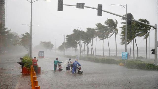 2 tỉnh quyết định cho học sinh các cấp nghỉ học 2 ngày để phòng tránh bão số 9-1