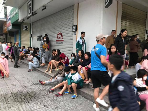 Hà Nội: Cháy lớn tại chung cư HH Linh Đàm, hàng nghìn người hoảng sợ tháo chạy vào sáng sớm-11