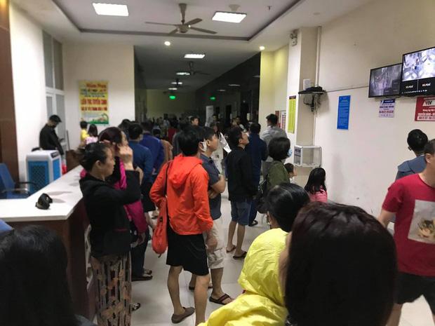 Hà Nội: Cháy lớn tại chung cư HH Linh Đàm, hàng nghìn người hoảng sợ tháo chạy vào sáng sớm-7