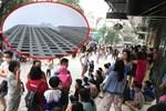 Hà Nội: Cháy lớn tại chung cư HH Linh Đàm, hàng nghìn người hoảng sợ tháo chạy vào sáng sớm