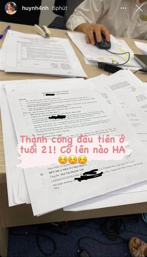 Khoe mua nhà ở tuổi 21, bạn gái Quang Hải vẫn bị hoài nghi về khả năng tài chính: Rốt cuộc làm nghề gì mà 21 tuổi đã mua nhà?-1