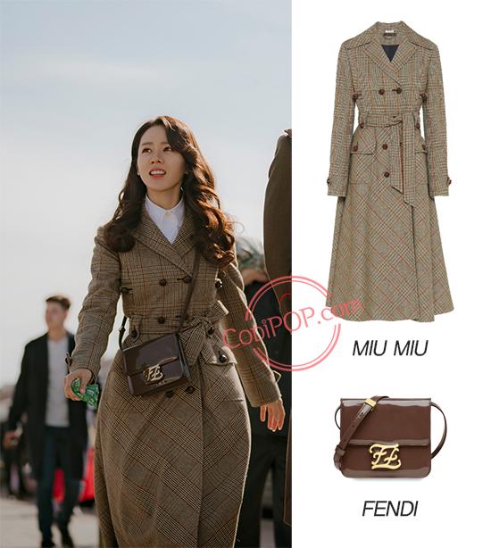Son Ye Jin, Park Shin Hye đóng vai con nhà nghèo vẫn diện đồ hiệu giá 100 triệu-13