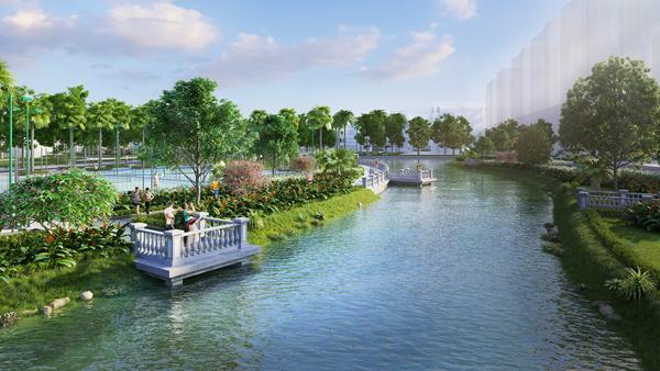 'Biệt thự vịnh đảo' đẳng cấp đầu tiên ở Thanh Hóa-3