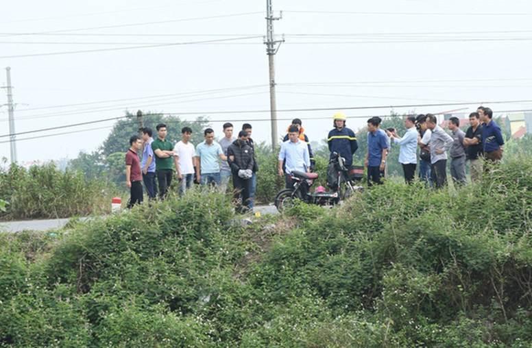 Nóng: Đã bắt được 2 nghi phạm sát hại nữ sinh Học viện Ngân hàng rồi phi tang xác xuống sông Nhuệ-1