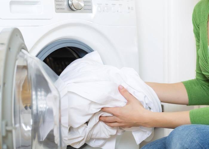 Cách giặt chăn ga tại nhà chuẩn sạch, đảm bảo sức khỏe trong mùa đông mà không phải ra tiệm-3