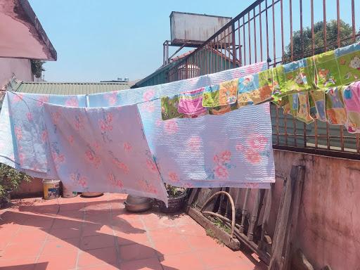 Cách giặt chăn ga tại nhà chuẩn sạch, đảm bảo sức khỏe trong mùa đông mà không phải ra tiệm-5