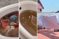 Cách giặt chăn ga tại nhà chuẩn sạch, đảm bảo sức khỏe trong mùa đông mà không phải ra tiệm
