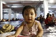 CẬN CẢNH TỪ TÂM BÃO: Hàng nghìn người dân Quảng Ngãi được sơ tán tới nơi an toàn, ưu tiên người già và trẻ nhỏ