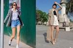 Gái Hàn mặc blazer trông sang chảnh chứ không hề già, các nàng học ngay 10 công thức để có set đồ trendy không cần hỏi-11