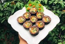 Thèm cơm nhưng lại lo ăn vào sẽ béo? Món kimbap này giúp chị em 'đã miệng' mà chẳng sợ tăng cân!