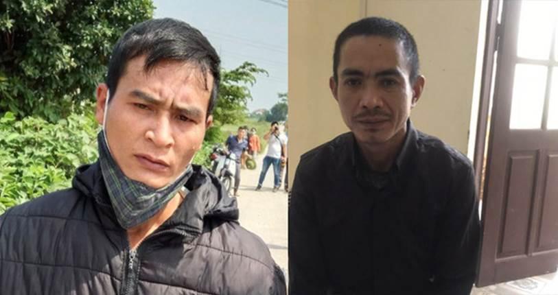 Chân dung 2 nghi phạm sát hại nữ sinh Học viện Ngân hàng ở Hà Nội: Đã có vợ con nhưng nghiện ngập, giết người dã man nhưng vẫn tỉnh bơ-1