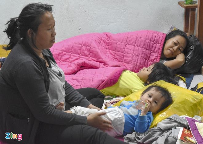 Hai người chết, 5 người bị thương ở Quảng Ngãi do bão số 9-2