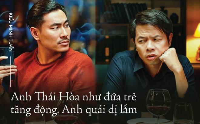 Kiều Minh Tuấn: Chúng tôi thân quen quá rồi nên ôm, hôn cũng dễ dàng hơn-4