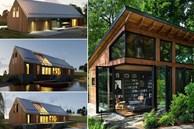 Những mẫu nhà gỗ đẹp khiến bạn muốn bỏ ngay nhà gạch để sắm cho mình căn mới