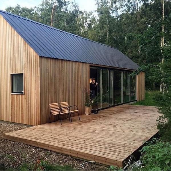 Những mẫu nhà gỗ đẹp khiến bạn muốn bỏ ngay nhà gạch để sắm cho mình căn mới-1