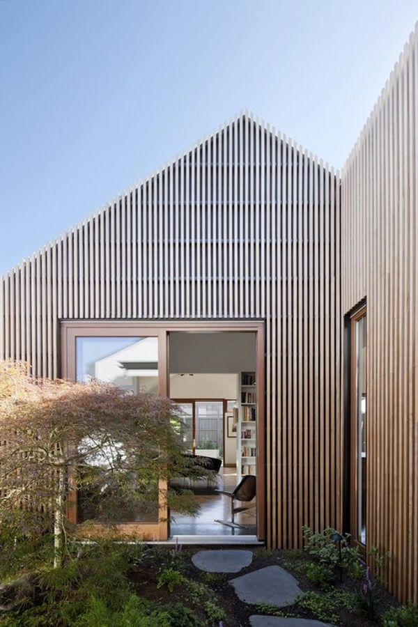 Những mẫu nhà gỗ đẹp khiến bạn muốn bỏ ngay nhà gạch để sắm cho mình căn mới-3