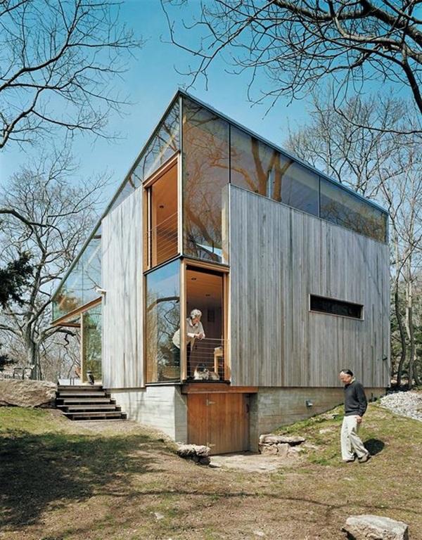 Những mẫu nhà gỗ đẹp khiến bạn muốn bỏ ngay nhà gạch để sắm cho mình căn mới-6