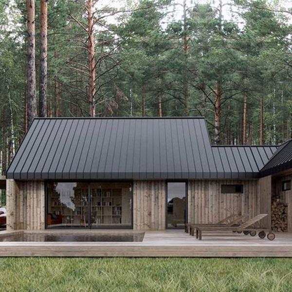 Những mẫu nhà gỗ đẹp khiến bạn muốn bỏ ngay nhà gạch để sắm cho mình căn mới-10