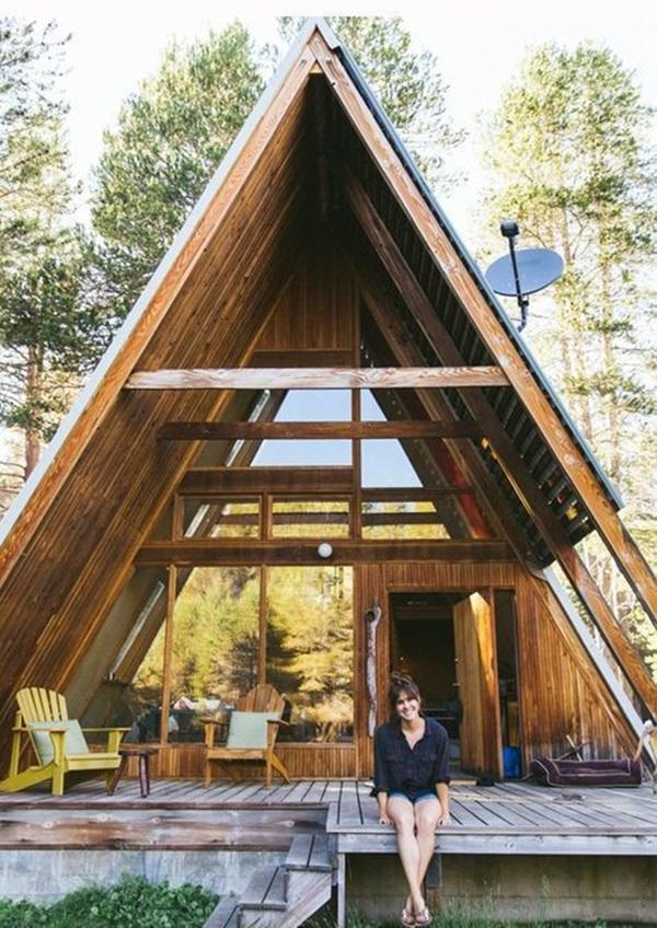 Những mẫu nhà gỗ đẹp khiến bạn muốn bỏ ngay nhà gạch để sắm cho mình căn mới-15