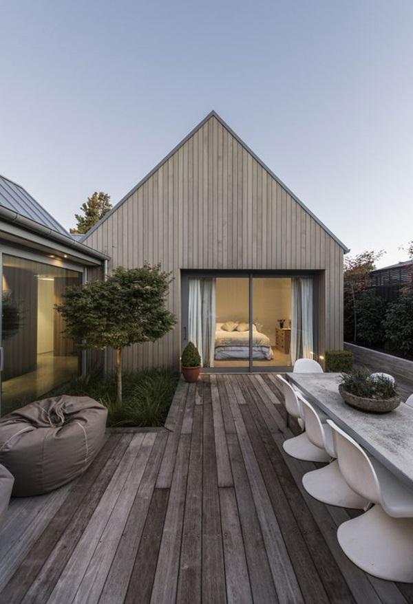 Những mẫu nhà gỗ đẹp khiến bạn muốn bỏ ngay nhà gạch để sắm cho mình căn mới-17